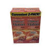 Motrin Children's Berry Flavored Pain Reliever & Fever Reducer
