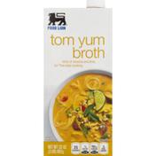Food Lion Broth, Tom Yum, Brick