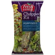 Fresh Express Salad, Poppyseed, Chopped Kit
