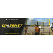 Crossnet Volleyball Net, Four Square