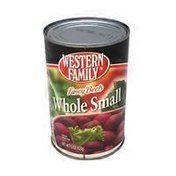 Western Family Whole Small Beets