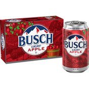 Busch Light Apple Beer