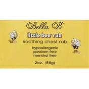 Bella B Chest Rub, Soothing
