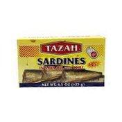 Tazah Sardines In Soya Oil With Chili