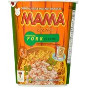 Mama Instant Noodles, Oriental Style, Pork Flavor