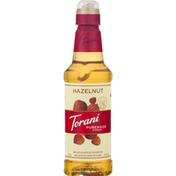 Torani Syrup, Puremade, Hazelnut
