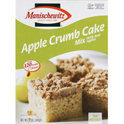 Manischewitz Cake Mix, Apple Crumb