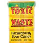 Toxic Waste Candy, Hazardously Sour