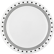 Corelle Plate, City Block, 8.5 Inch
