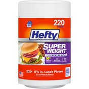 Hefty 8 7/8 in. Lunch Plates