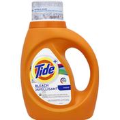 Tide Detergent, Bleach Alternative, Original