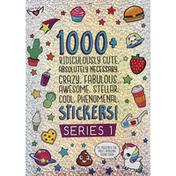 Fashion Angels Sticker Book, Series 1