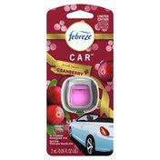 Febreze Air Freshener Vent Clip, Fresh-Twist Cranberry