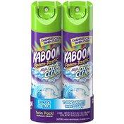 Kaboom Foam-Tastic Fresh Scent Bathroom Cleaner,. (2 Pack)