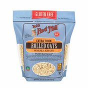 Bob's Red Mill Gluten Free Extra Thick Rolled Oats