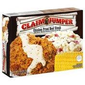 Claim Jumper Country Fried Beef Steak