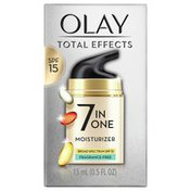 Olay Anti-Aging Face Moisturizer With Spf 15 Fragrance-Free, Trial