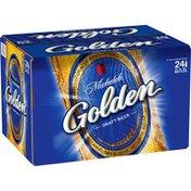 Michelob Golden Draft Beer Bottles