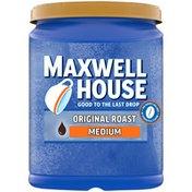 Maxwell House Medium Ground Coffee