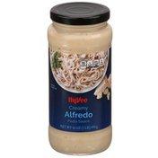 Hy-Vee Creamy Alfredo Pasta Sauce