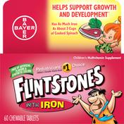Flintstones Children's Chewable Multivitamins with Iron