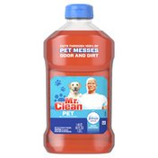 Mr. Clean Pet Multi-Surface Cleaner With Febreze, Odor Defense