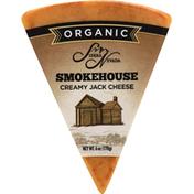 Sierra Nevada Creamy Jack Cheese, Organic, Smokehouse
