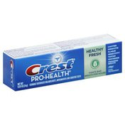 Crest Toothpaste, Fluoride, Cool Peppermint
