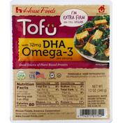 House Foods Tofu, with 32 mg DHA Omega-3
