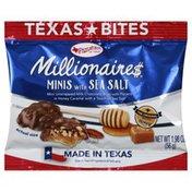 Pangburn's Milk Chocolate Bites, with Sea Salt, Minis