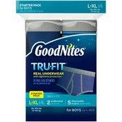 GoodNites Tru-Fit Bedwetting for Boys Underwear