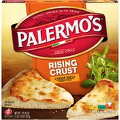 Palermo's Rising Crust Cheese Pizza