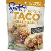 Frontera Chicken Skillet Cooking Sauce