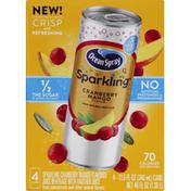 Ocean Spray Cranberry Mango Flavor Juice Beverage