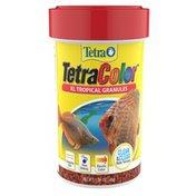 Tetra Color Bits Tropical Granules