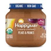 Happy Baby Pears & Prunes