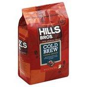 Hills Bros. Coffee, Coarse Ground, Dark Roast, Cold Brew