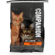 Companion Non Clumping Clay Litter Scented