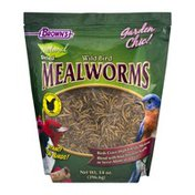 Brown's Wild Bird Mealworms Natural Dried