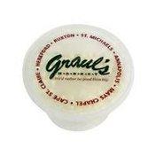 Graul's Grated Pecorino Romano Cheese