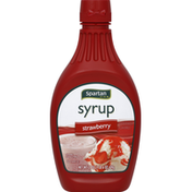 Spartan Syrup, Strawberry Flavored