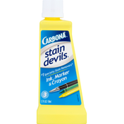 Carbona Stain Devils Ink, Marker & Crayon