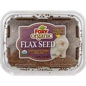 Foxy Organic Flax Seed