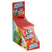 Cap'N Crunch Crispy Corn & Oat Snack (8