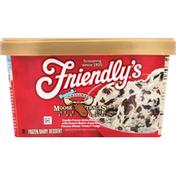 Friendly's Frozen Dairy Dessert, Denali Original Moose Tracks