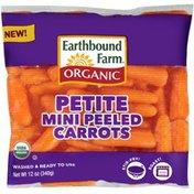 Organic Petite Mini Peeled Carrots