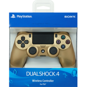 PlayStation Wireless Controller, Gold