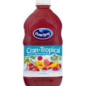 Ocean Spray Juice Drink, Cran-Tropical