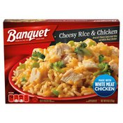 Banquet Classic Cheesy Rice And Chicken