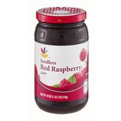 SB Jam Red Raspberry Seedless